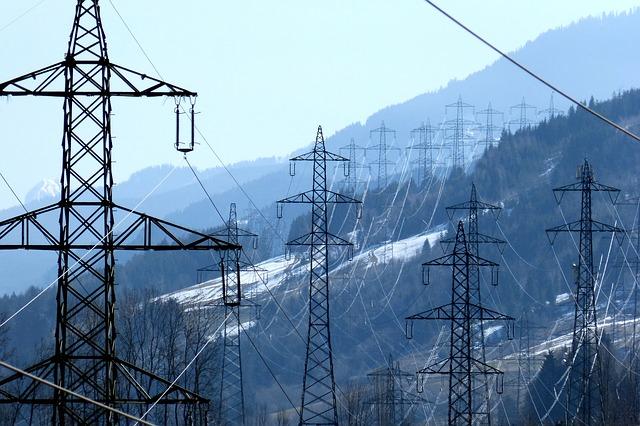 Cables electricidad