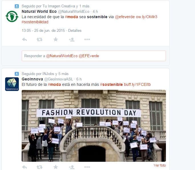 La moda se suma al carro de la sostenibilidad imagen 2